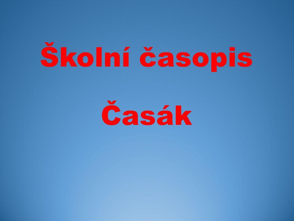Školní časopis Časák
