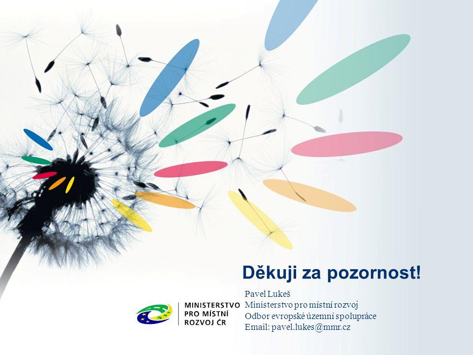 30 Info Day Praha – 6 května 2015 Děkuji za pozornost.