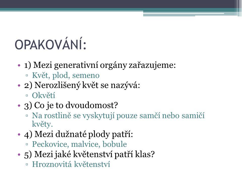 Zdroj textu a obrázků: DOBRORUKA, Luděk J.Přírodopis pro 7.