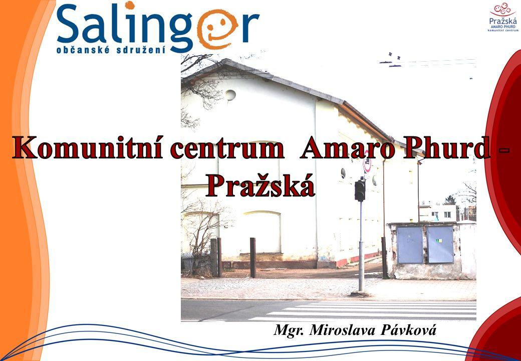Mgr. Miroslava Pávková
