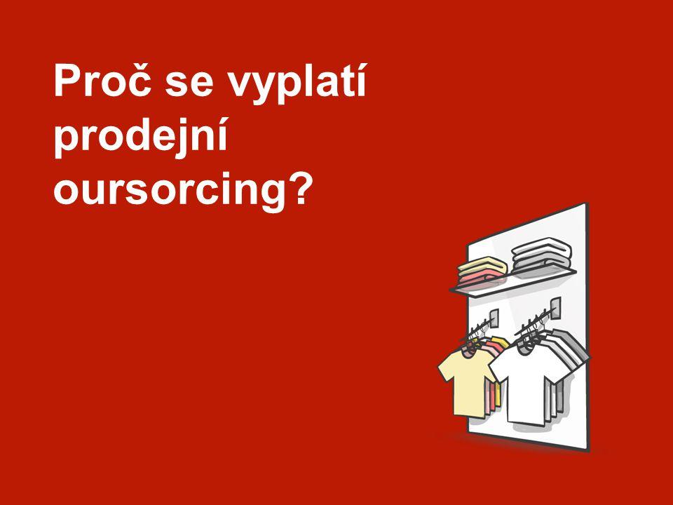 Proč se vyplatí prodejní oursorcing?