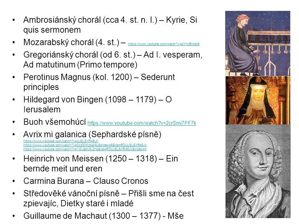 http://www.sanctamissa.org/en/tutorial/missa-cantata/missa- cantata-requiem.html Requiem Aeternam Kyrie eleison Dies Irae Offertorium Hostias Sanctus Benedictus Agnus Dei Communio Requiem – Dies Irae