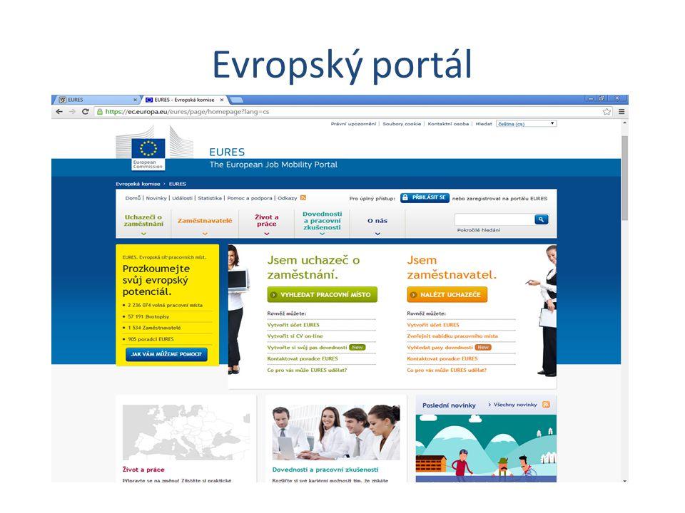 Evropský portál