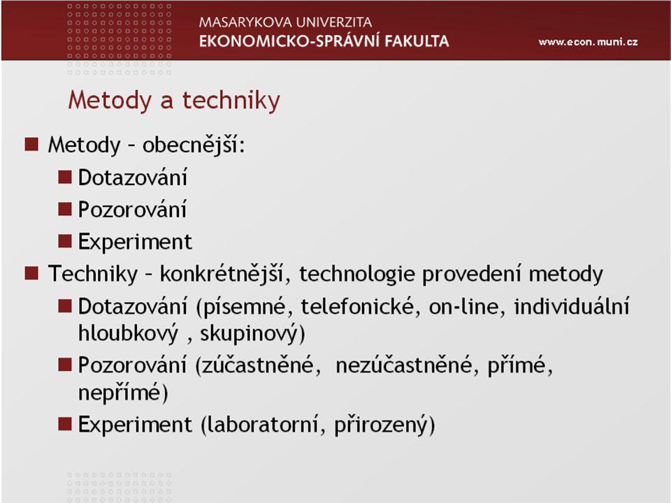 www.econ.muni.cz Zápatí prezentace 15