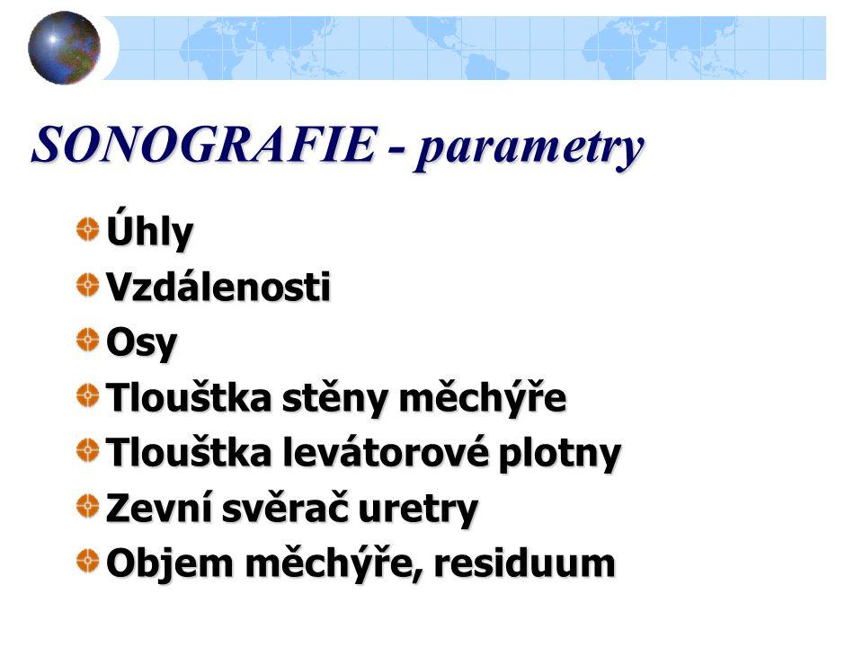 DIAGNOSTIKA PORUCHY EVAKUACE