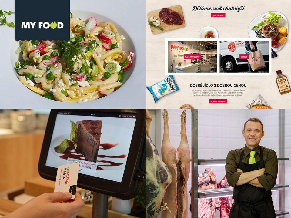 MY FOOD Puzzle: retail šitý na míru zákazníkům
