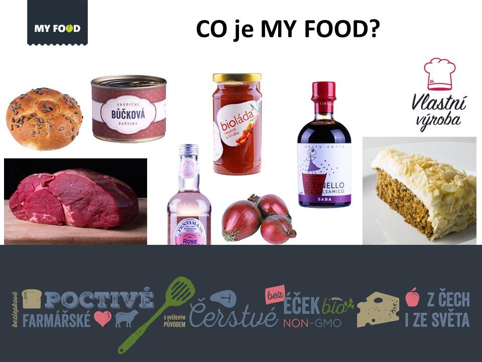 MY FOOD & eCommerce PODPORA ON-LINE PRODEJE: 1.PPC, klíčová slova, remarketing problém: čerstvý sortiment (Brno), cílení, distribuce, rozšiřujeme sortiment do celé ČR 2.