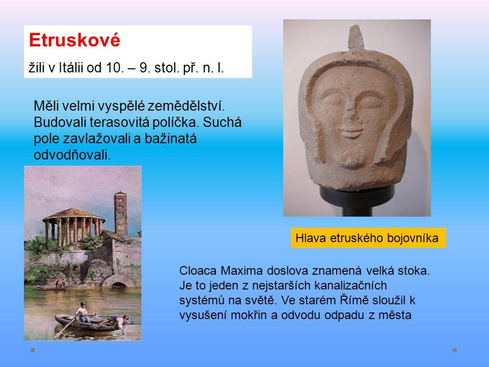 Opakování Spoj správně období dějin Říma Republika Císařství Království 753 př.n.l.