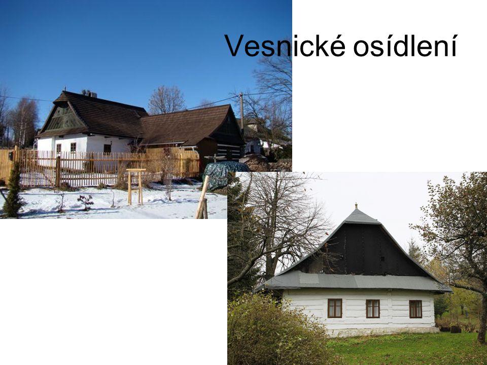 Vesnické osídlení