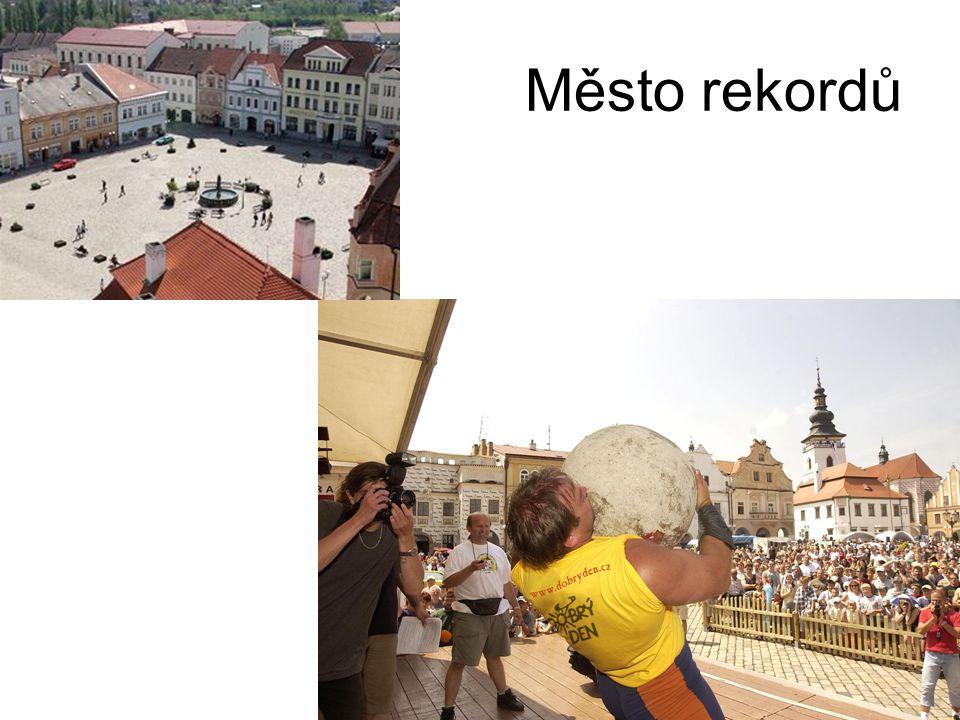 Město rekordů