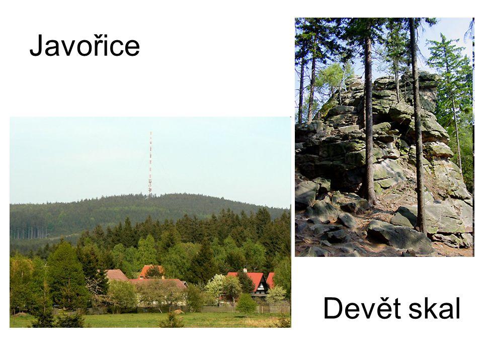 Cestovní ruch Velmi dobré předpoklady Je rozptýlený po celém území, žádné velké koncentrace CHKO Žďárské vrchy – centrem ………...