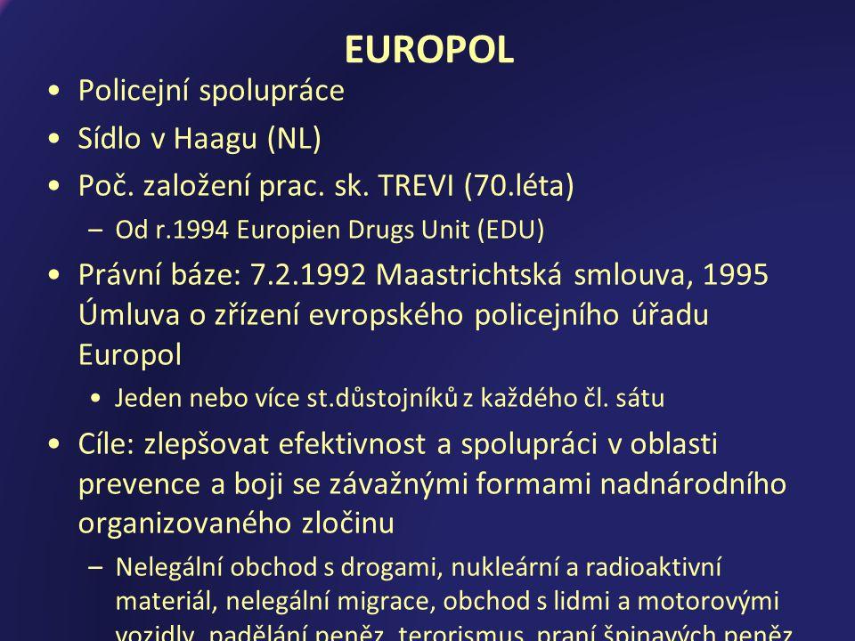 OLAF Úřad pro potírání podvodných jednání Zřízen 28.4.1999 dle ustavujícího Rozhodnutí Evropské komise má disponovat administrativními vyšetřovacími pravomocemi v oblasti finančních zájmů EU