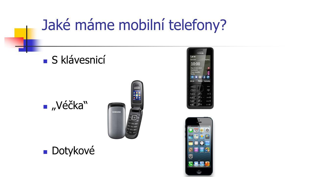 Mobilní telefony pro seniory Aligátor Jednoduché a pohodlné ovládání