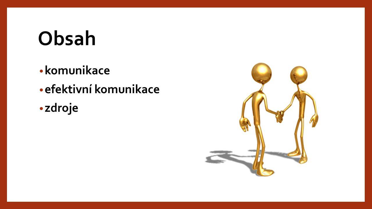 Komunikace dorozumívání (komunikace) je sdělování informací, myšlenek, názorů a pocitů mezi živými bytostmi hlavní dorozumívací prostředek člověka - verbální komunikace (jazyk a řeč)