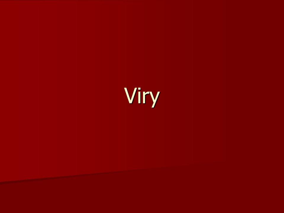 Viroidy škodící na kulturních rostlinách viroid PSTV (Potato Spindle Tuber Viroid) viroid PSTV (Potato Spindle Tuber Viroid) viroid CEV (Citrus Exocortis Viroid) viroid CEV (Citrus Exocortis Viroid) viroid CCCV (Coconut Cadang-Cadang Viroid) viroid CCCV (Coconut Cadang-Cadang Viroid)
