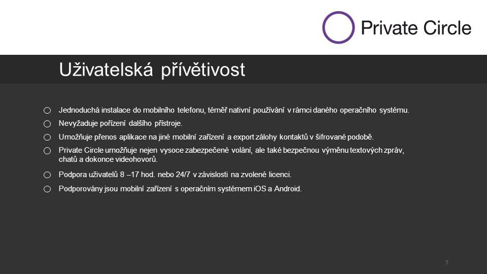 Kontakt Private Circle Distributor – ERIKA, a.s.Staroměstské nám.