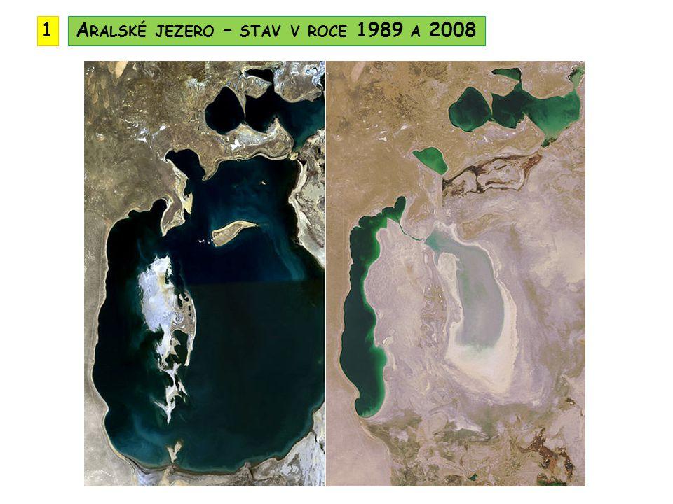 vnitrozemské podnebí velmi suché podnebí s výraznými teplotními rozdíly v poušti Karakum bývá v červenci až +50ºC v zimě dosahují mrazy v horách -30ºC PODNEBÍ 2 P OUŠŤ K YZYLKUM