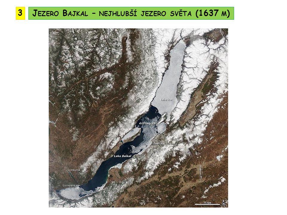 řeky: Chang Jiang, Huang He, Ob, Jenisej, Lena, Amur, Irtyš, Mekong, Brahmaputra, Ganga, Indus, Eufrat, Tigris, Amudarja, Syrdarja vádí – sezónní vodní toky v suchých oblastech pouští a polopouští