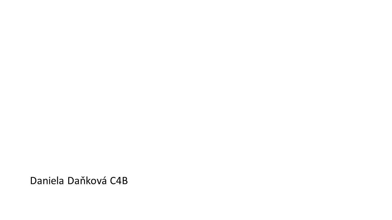 Daniela Daňková C4B