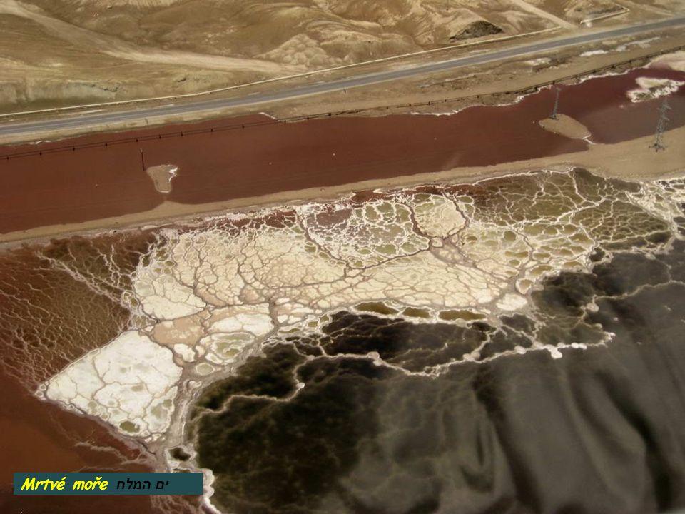 ים המלח Mrtvé moře