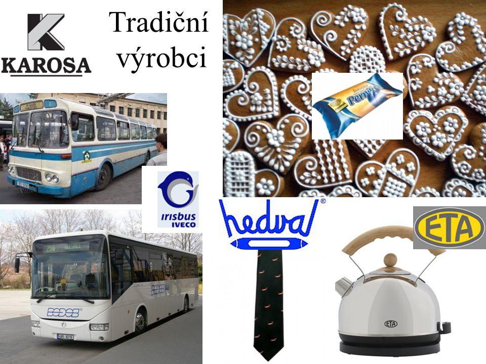 Tradiční výrobci