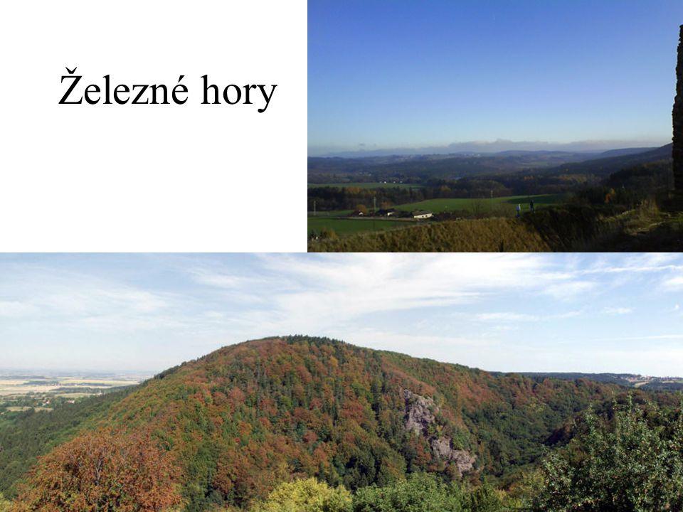 Železné hory