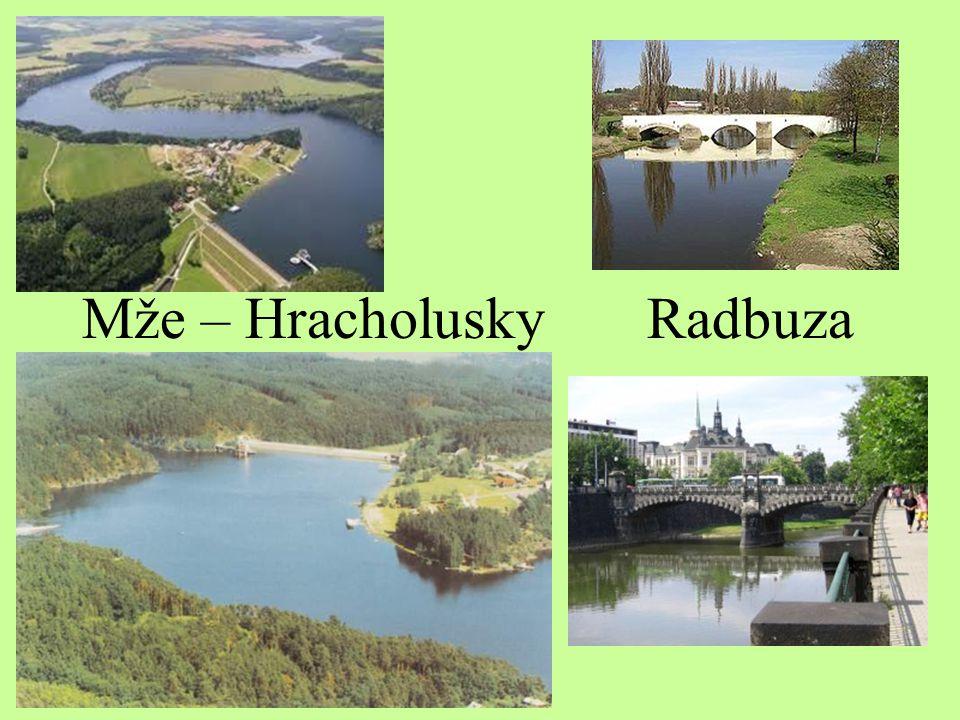 Mže – Hracholusky Radbuza