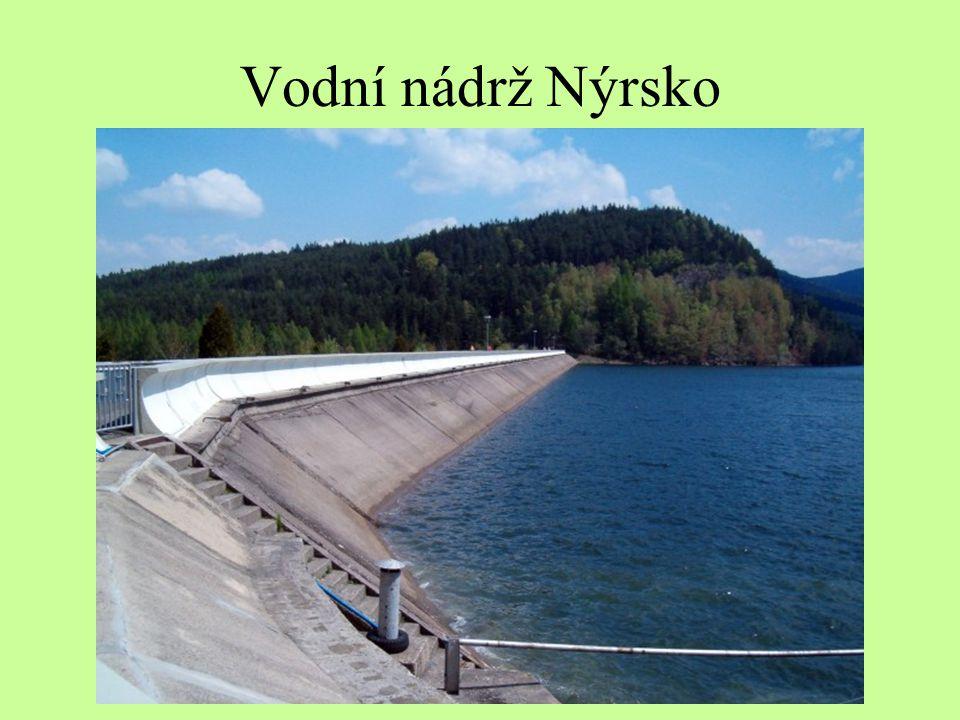 Vodní nádrž Nýrsko