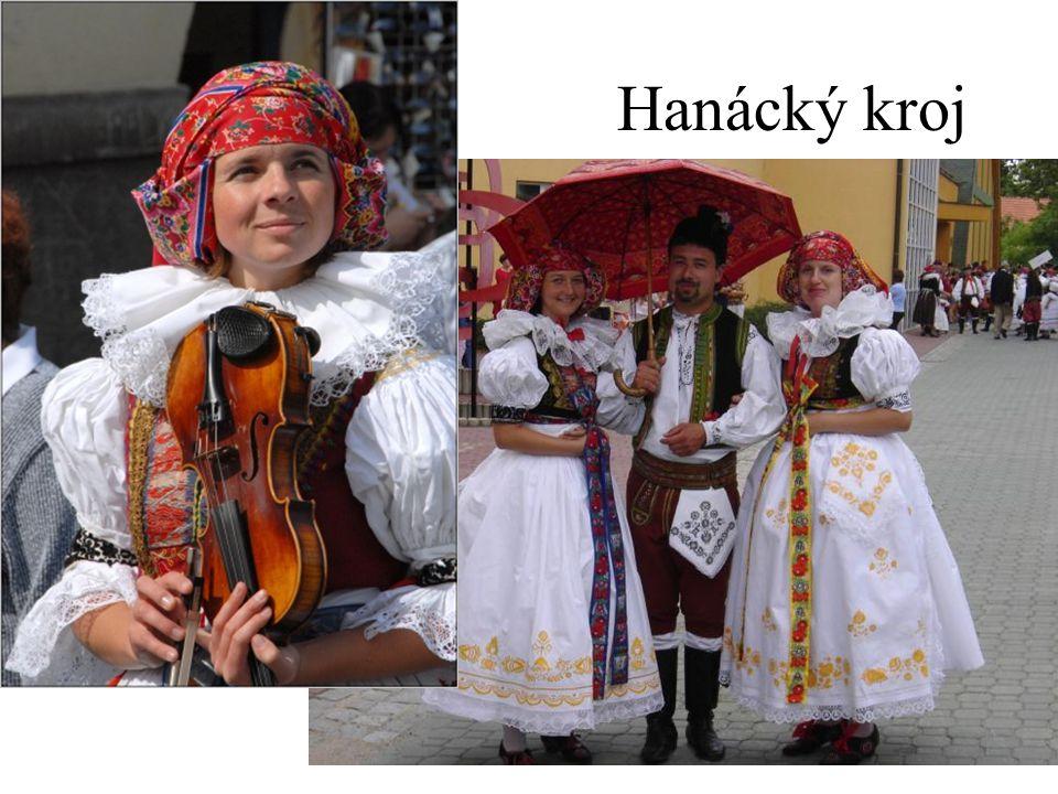 Hanácký kroj