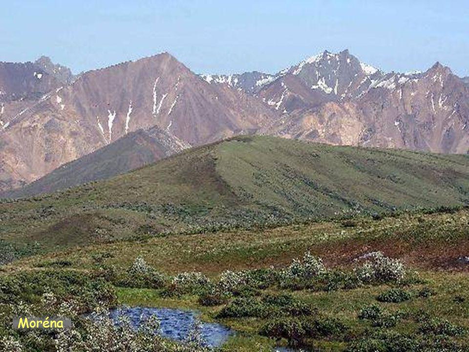Morénové údolí