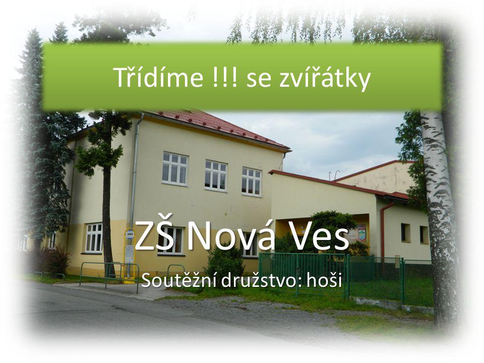 Šťastnou cestu a… třiďte odpad.Jaroslav Novák (3.