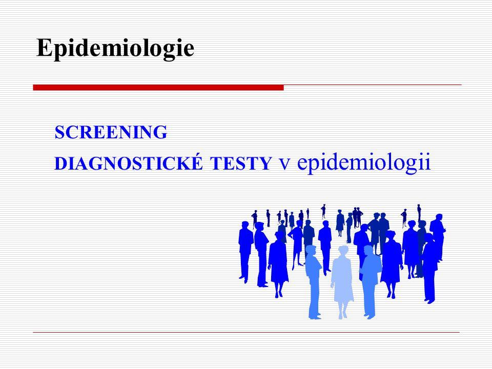 PREVENCE ( zabránění vzniku nemoci)  Primární prevence – cílem je zabránit vzniku nemoci → pokles incidence  Sekundární prevence – záchyt existujícího onem.