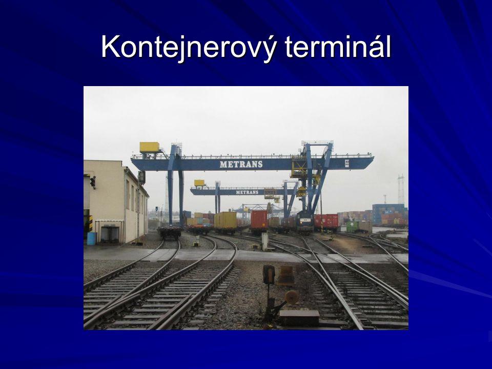 Kontejnerový terminál
