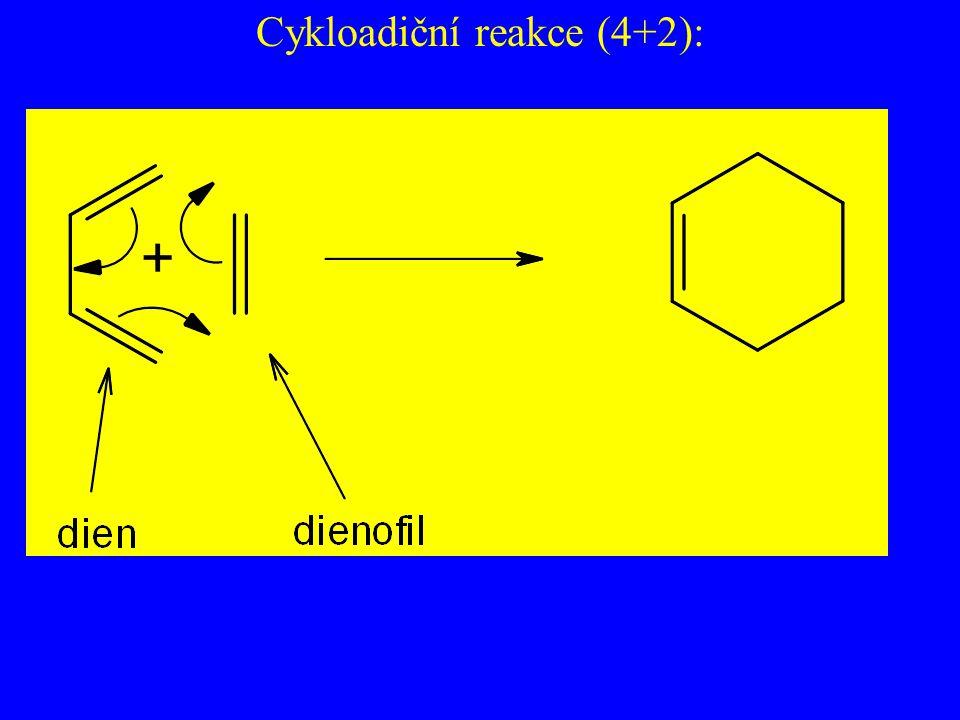 Cykloadiční reakce (4+2):