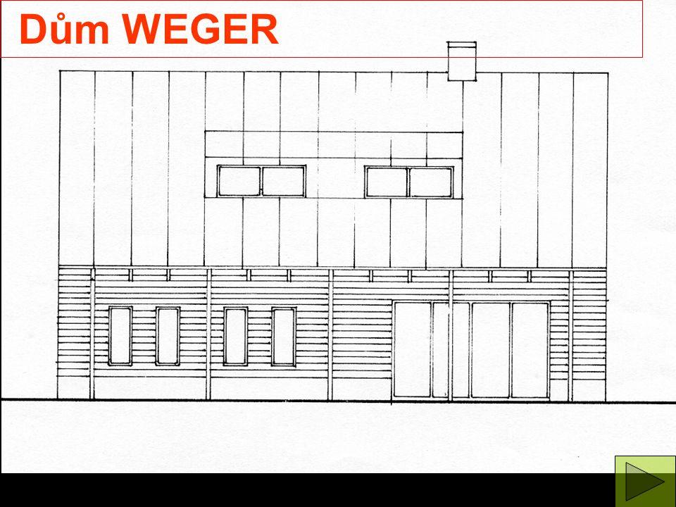 Dům WEGER