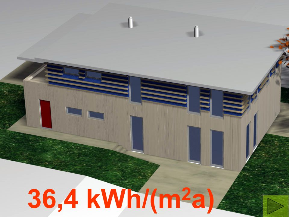 36,4 kWh/(m 2 a)