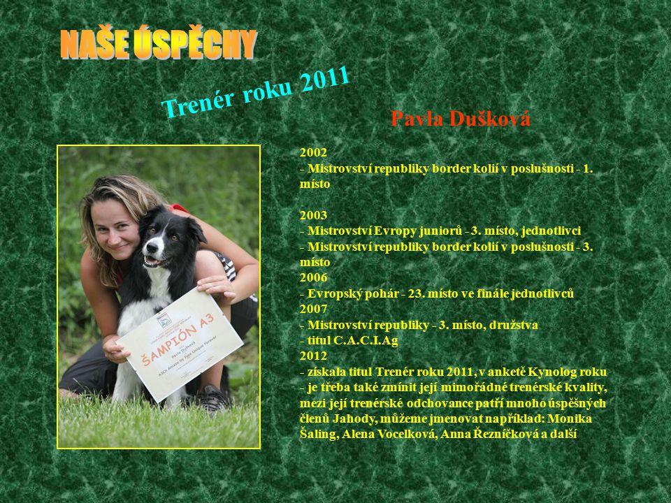 Kladenský voříšek Již sám název napovídá, že tato akce je určena pro majitele psů bez průkazu původu a kříženců resp.