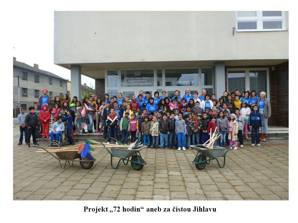 "Projekt ""72 hodin"" aneb za čistou Jihlavu"