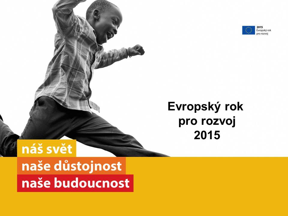 Evropský rok pro rozvoj 2015