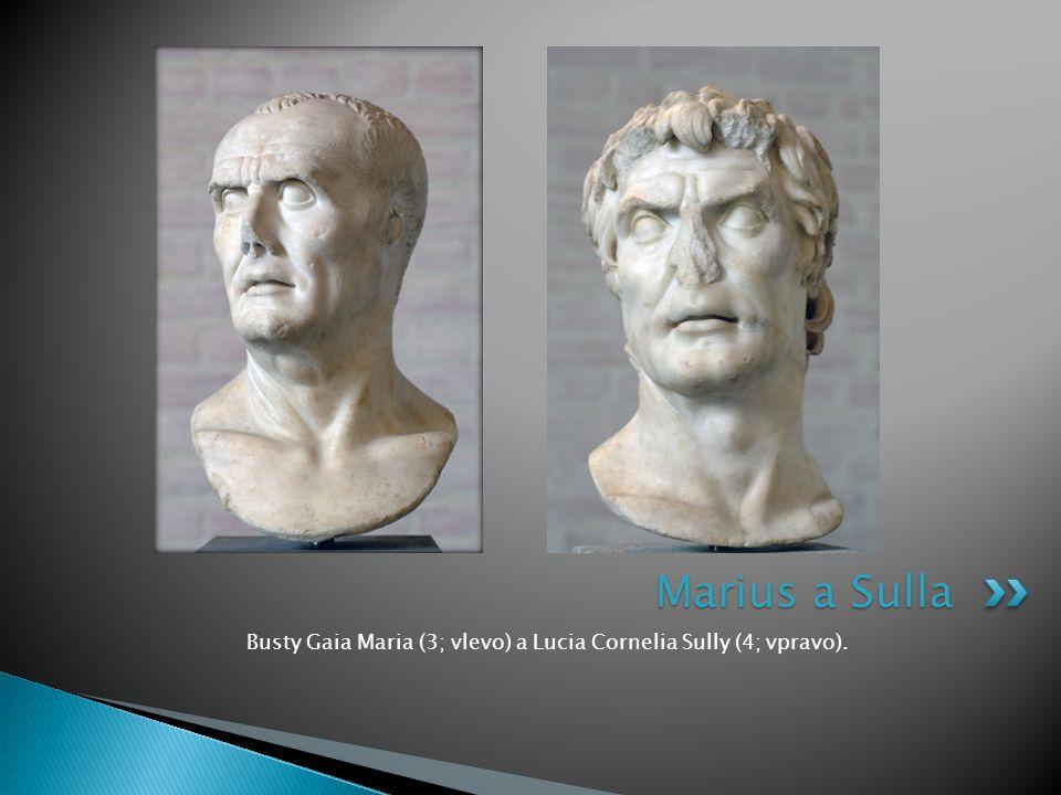 krizi chtěli využítotroci  Je velmi pravděpodobné, že krizi římské republiky chtěli využít i otroci.
