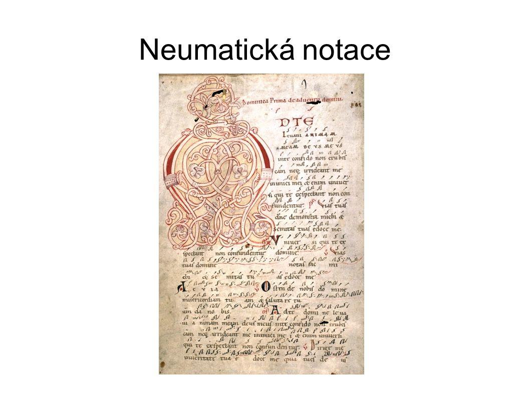 Neumatická notace