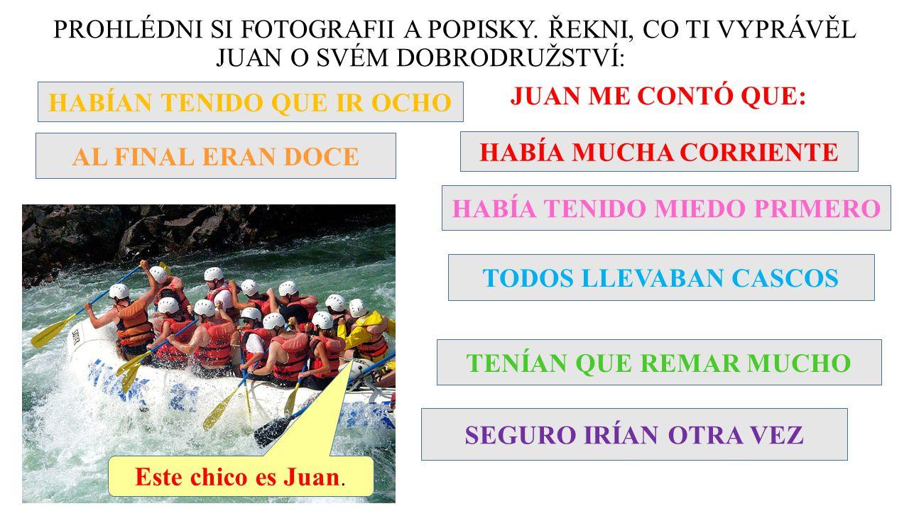 PROHLÉDNI SI FOTOGRAFII A POPISKY.