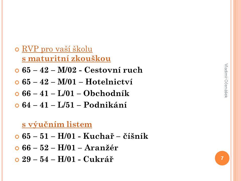 28 Vladimír Očenášek