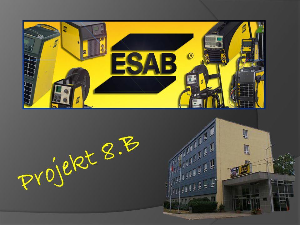Co je to ESAB.