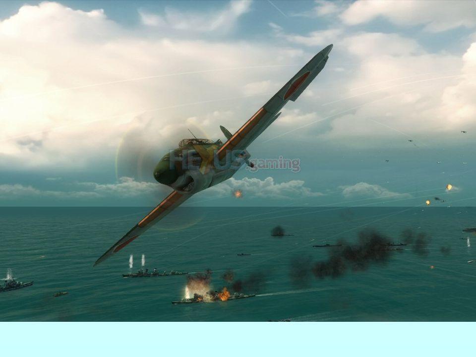 Japonské válečné úspěchy v Tichomoří Japonci dobyli Filipíny, Malajsko, Indonésii, Barmu Brutální a rasistické jednání vůči civilnímu obyvatelstvu a západním zajatcům Mezníkem války v Tichomoří- námořní a letecká bitva u ostrova Midway – červen 1942