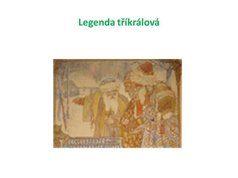 Legenda tříkrálová