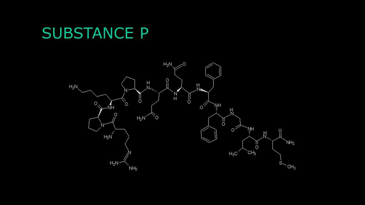 Charakteristika Plynný neurotransmiter, syntetizovaný z L-argininu. Degradován na dusitan a dusičnan. Tvorba paměťových stop, přenos nociceptivních in