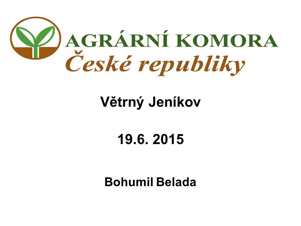 Investiční dotace – MŽP Osa č.3 cíl 2 – Zvýšení podílu materiálového a odpadového využití odpadů Projednává se zařazení bioplynových stanic využívající BRO + BRKO Zařízení u BPS na úpravu odpadů – hygienizace + drtiče Podávání žádostí na BPS až v roce 2016 Blanická 3, 772 00 Olomouc, e-mail: sekretariat@akcr.cz tel.: 224 215 946 fax.: 224 215 944 web: www.agrocr.cz, portál: www.apic-ak.cz