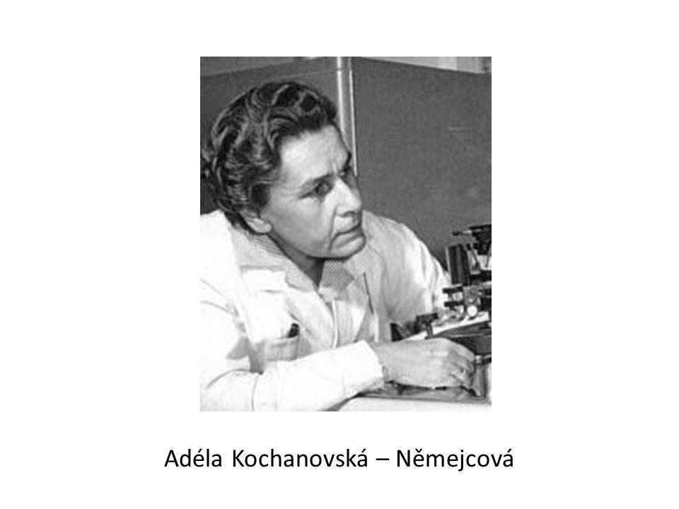 Adéla Kochanovská – Němejcová