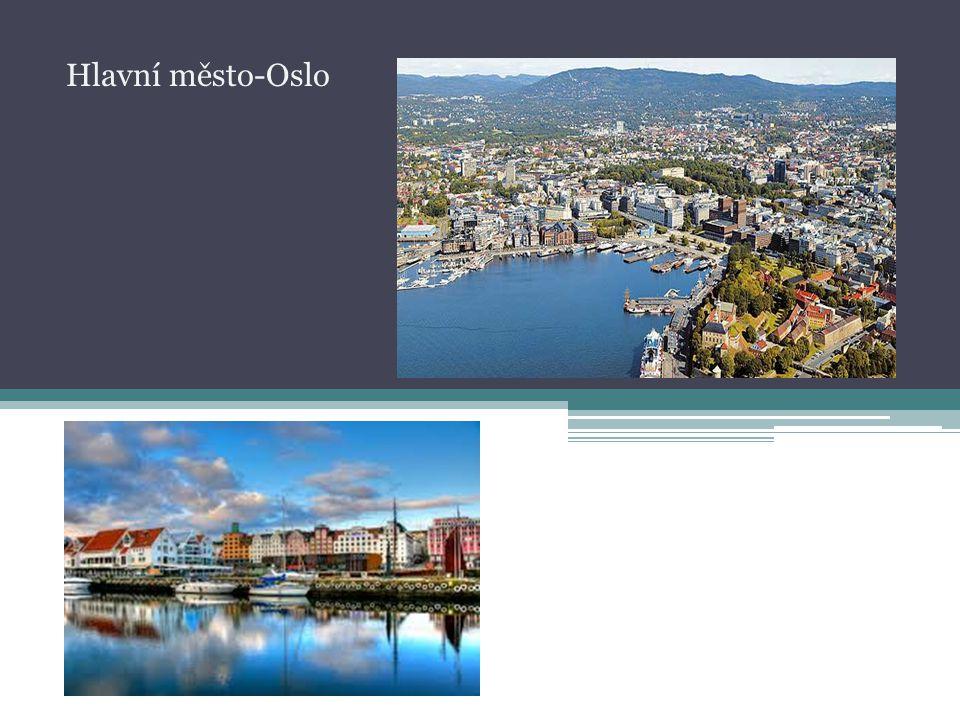 Hlavní město-Oslo